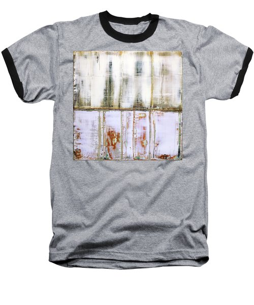 Art Print Abstract 79 Baseball T-Shirt