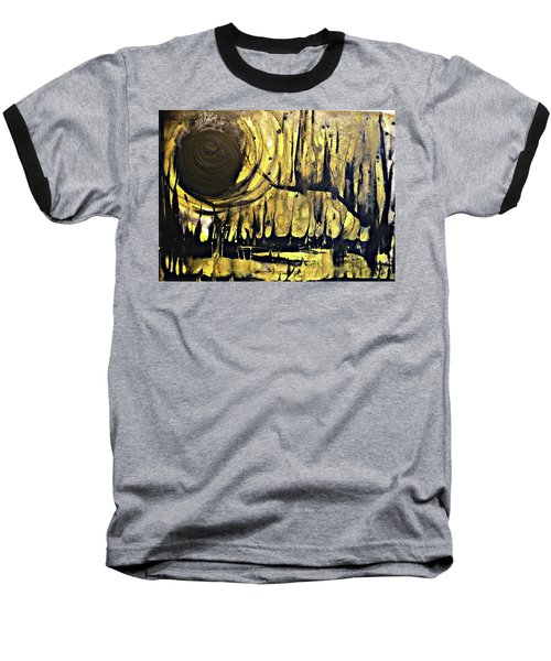 Abstract 8 Baseball T-Shirt