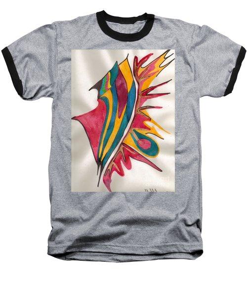 Abstract Art 102 Baseball T-Shirt