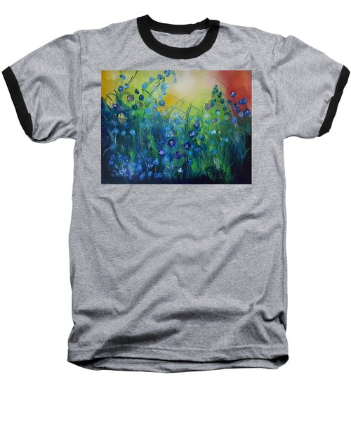 Abstract Flax           31 Baseball T-Shirt