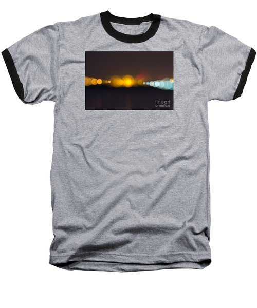 Baseball T-Shirt featuring the photograph Abstract Light  by Odon Czintos