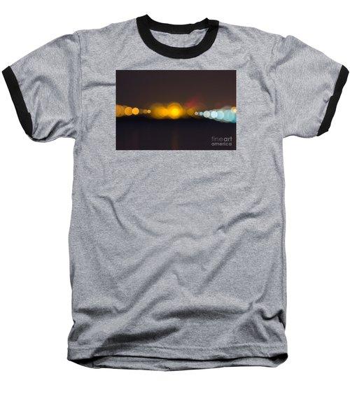 Abstract Light  Baseball T-Shirt by Odon Czintos