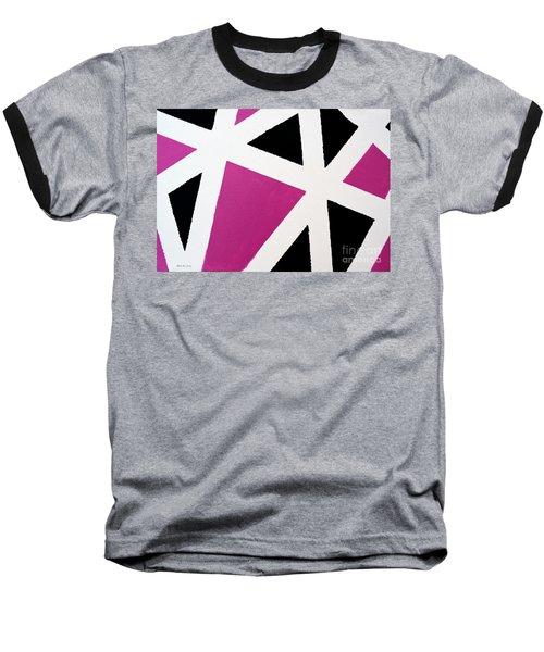Abstract M1015l Baseball T-Shirt