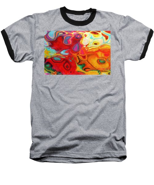 Abstract No. 20 Baseball T-Shirt