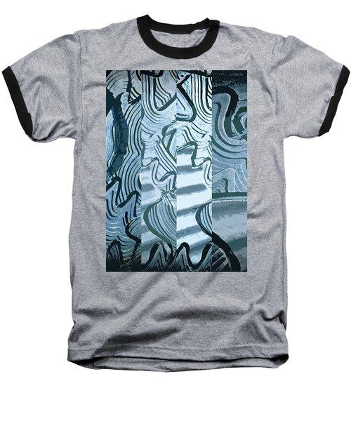 Abstract No. 57-1 Baseball T-Shirt
