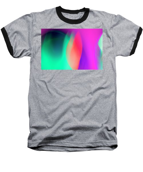 Abstract No. 6 Baseball T-Shirt