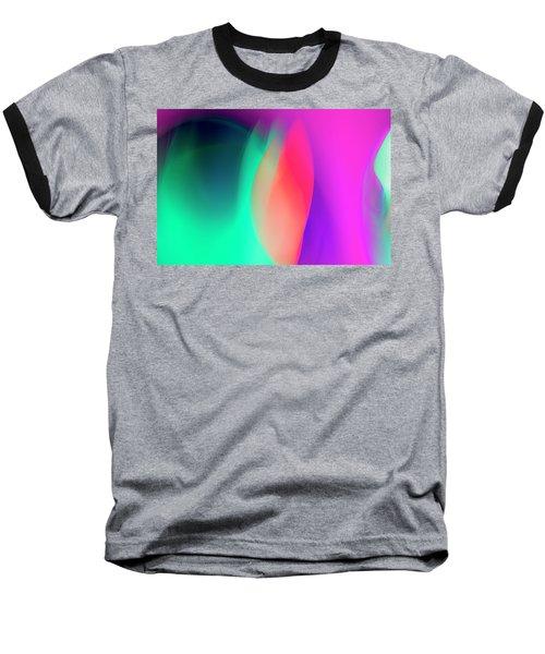 Abstract No. 6 Baseball T-Shirt