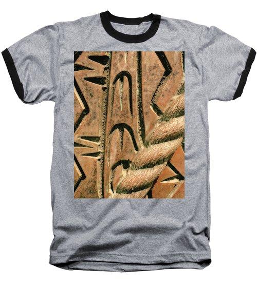 Abstract No. 97-1 Baseball T-Shirt