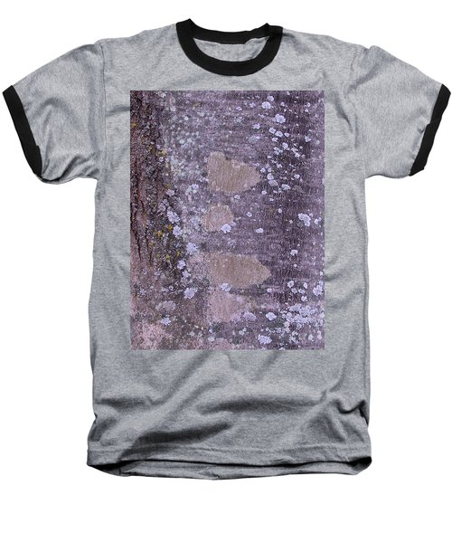 Abstract Photo 001 A Baseball T-Shirt by Larry Capra