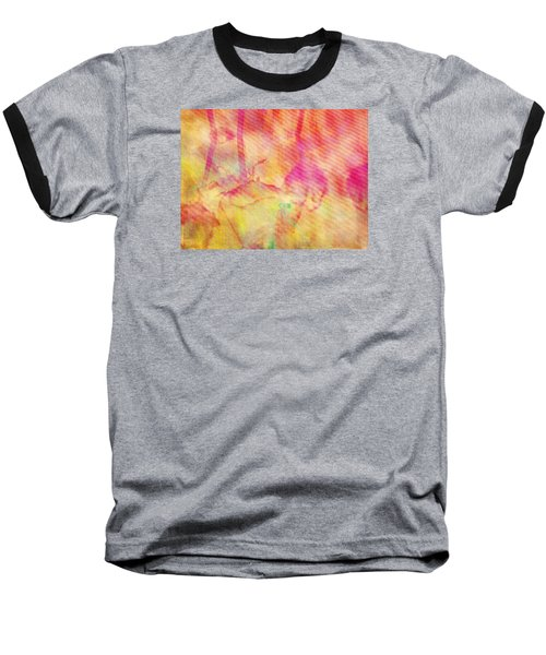 Abstract Photography 003-16 Baseball T-Shirt by Mimulux patricia no No