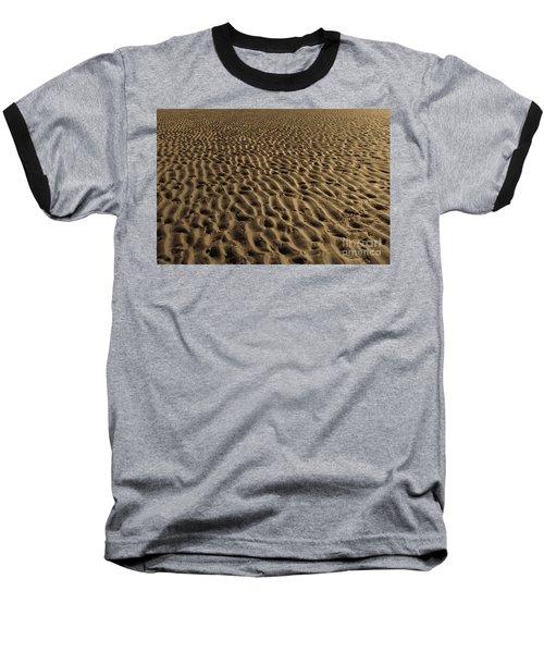 Abstract Sand Baseball T-Shirt
