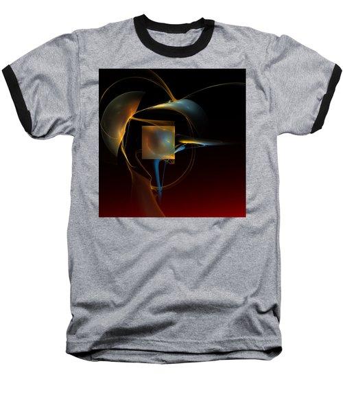 Abstract Still Life 012211 Baseball T-Shirt