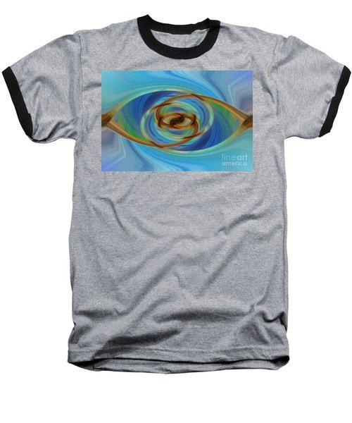 Abstract Tennis Baseball T-Shirt