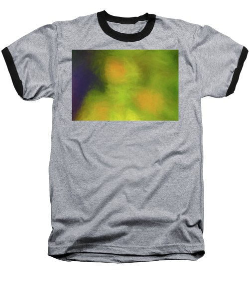Abstract Untitled Baseball T-Shirt
