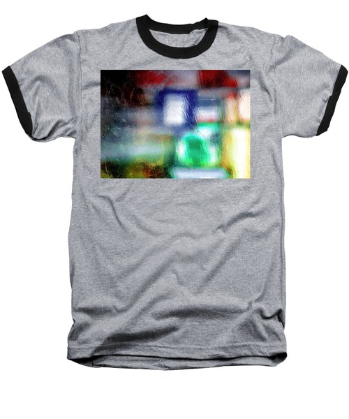 Abstraction  Baseball T-Shirt