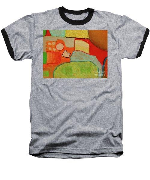 Abstraction123 Baseball T-Shirt