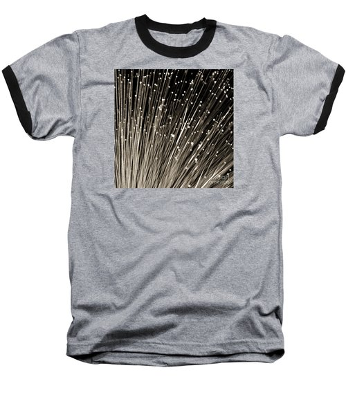 Abstractions 001 Baseball T-Shirt