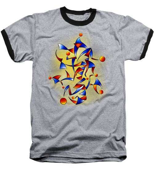 Abugila V5 Baseball T-Shirt by Cersatti