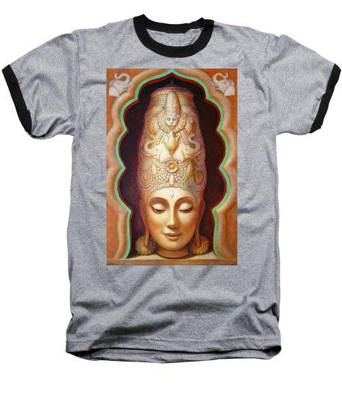 Abundance Meditation Baseball T-Shirt