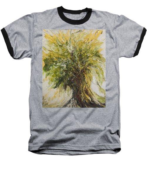 Abundance Tree Baseball T-Shirt