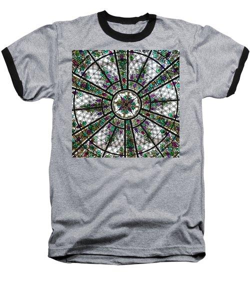 Abundancia Baseball T-Shirt