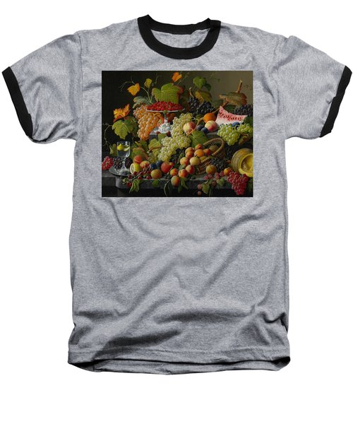 Abundant Fruit Baseball T-Shirt