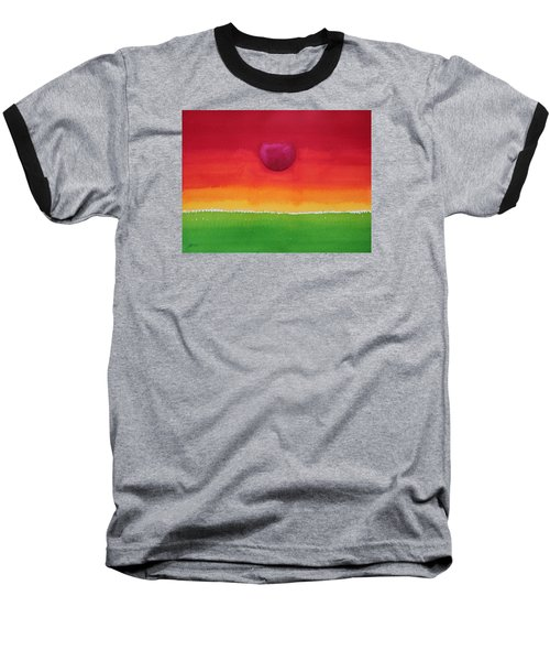 Acceptance Original Painting Baseball T-Shirt