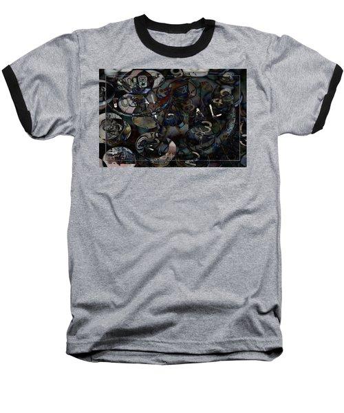 Accounting Grind Baseball T-Shirt