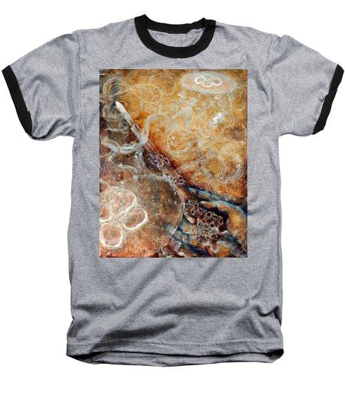 Ace Of Wands Baseball T-Shirt