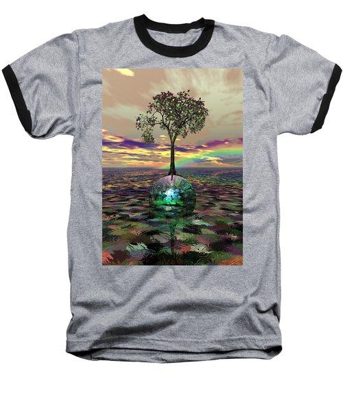 Acid Tree Baseball T-Shirt