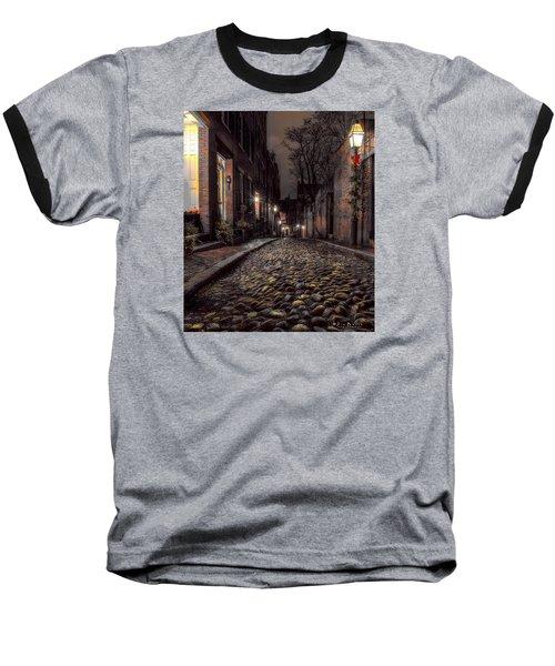 Acorn Street Baseball T-Shirt