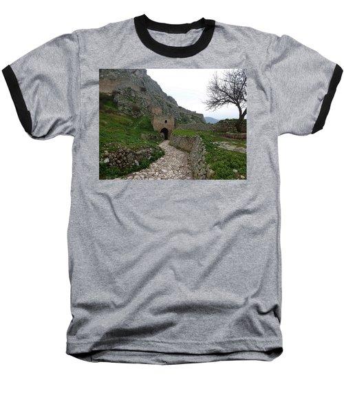 Acrokorinth Baseball T-Shirt