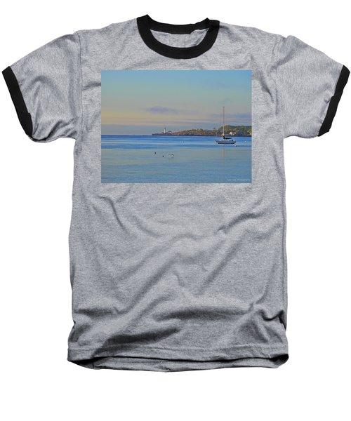 Across The Bay Baseball T-Shirt