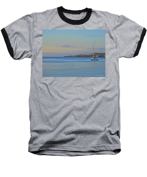 Across The Bay Baseball T-Shirt