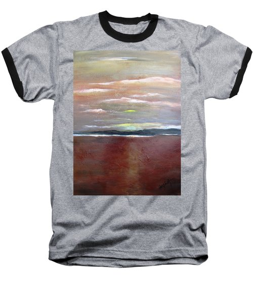 Across The Horizon Baseball T-Shirt
