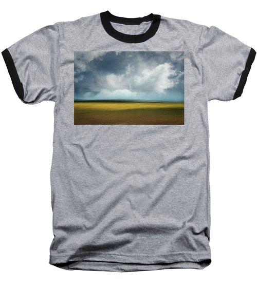 Across The Marsh Baseball T-Shirt