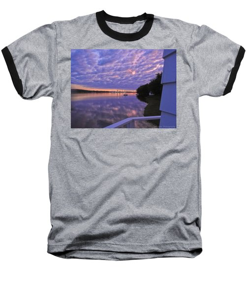 Across The River Baseball T-Shirt