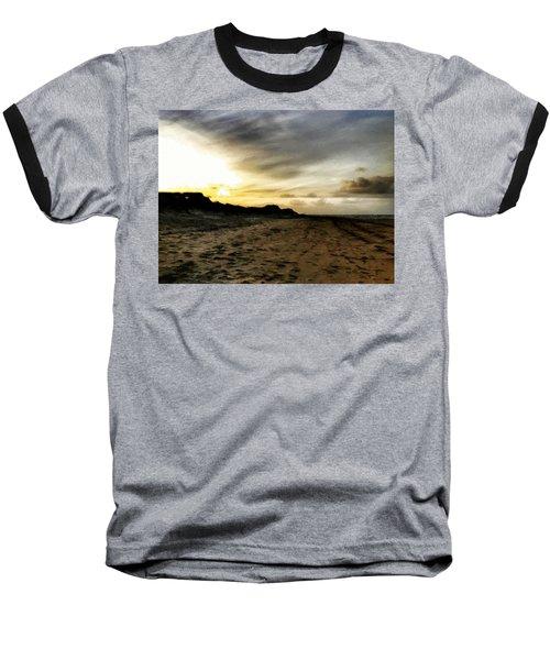 Across The Sands Baseball T-Shirt