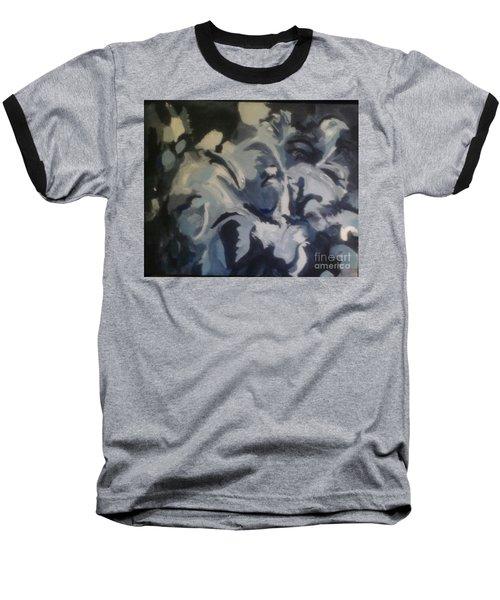 Acrylic Blues Baseball T-Shirt