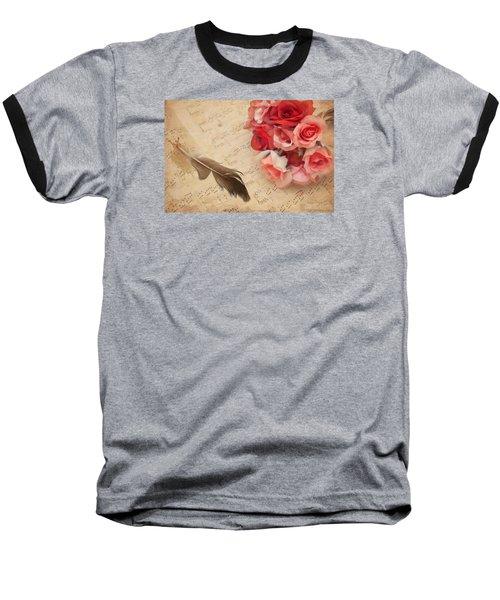 Adagio Sostenuto Baseball T-Shirt