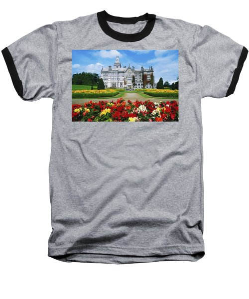 Adare Manor Golf Club, Co Limerick Baseball T-Shirt by The Irish Image Collection