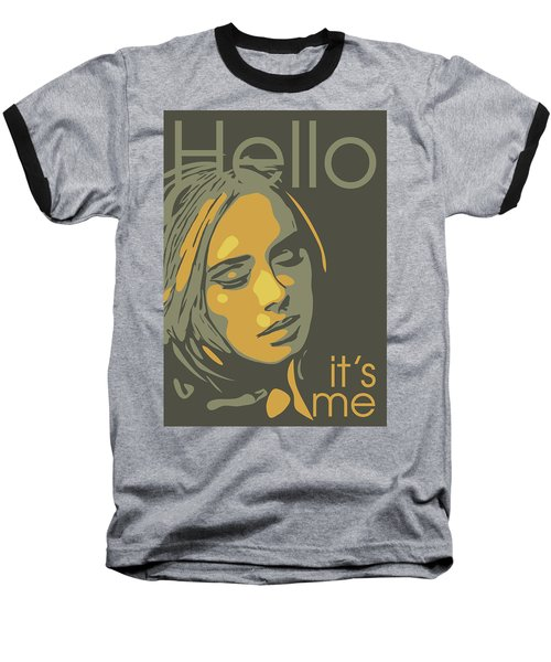 Adele Baseball T-Shirt