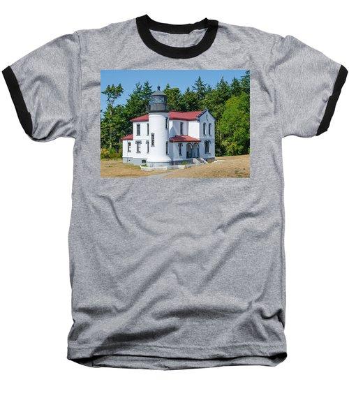 Admiralty Head Lighthouse  Baseball T-Shirt