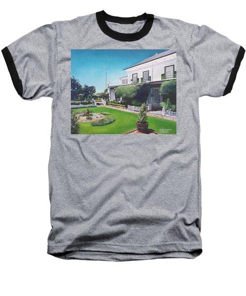 Admiralty House Baseball T-Shirt