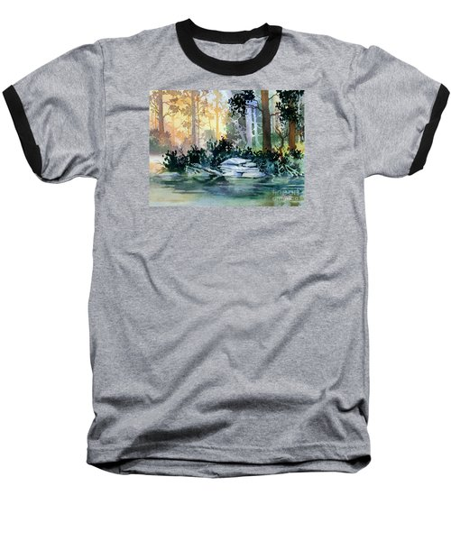 Admiralty Island Baseball T-Shirt