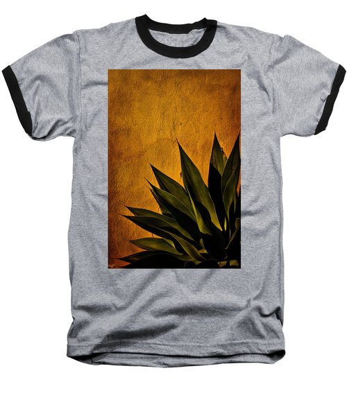 Adobe And Agave At Sundown Baseball T-Shirt