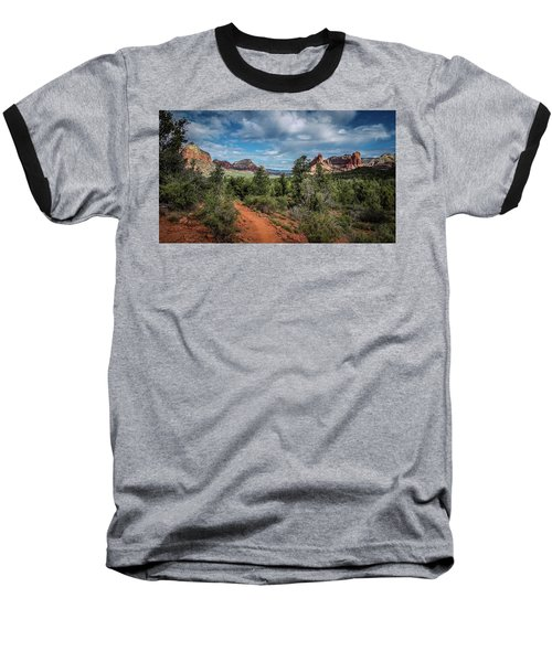 Adobe Jack Trail Baseball T-Shirt