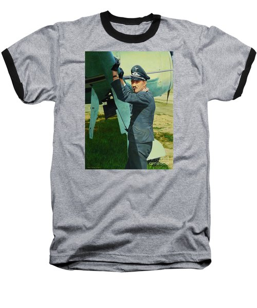 Adolf Baseball T-Shirt