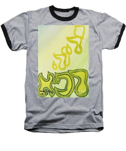 Adonai Rophe - God Heals Baseball T-Shirt