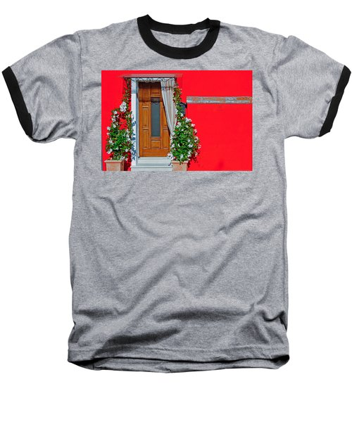 A-door-ned Baseball T-Shirt